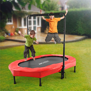 ancheer parent child trampoline