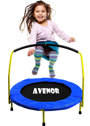 avenor toddler trampoline