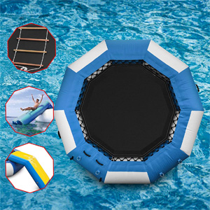 Popsport Inflatable Water Trampoline